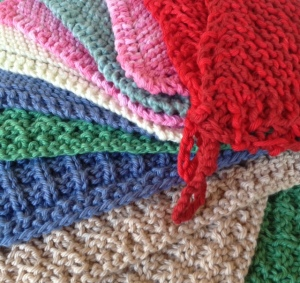 Rainbows from Knitters