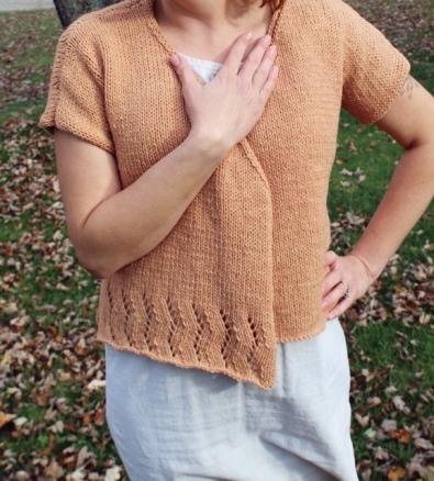 Michelle's version in ByAnnieClaire Yarn