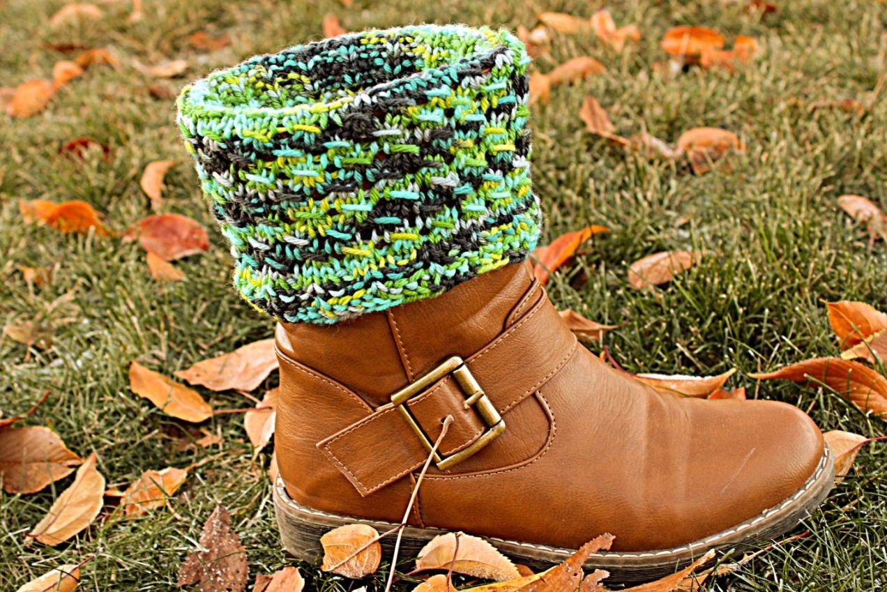 Broken Up Boot Cuffs edit 2