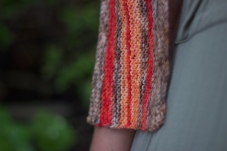 Close up of Oahu: Free Pattern By MSkiKnits