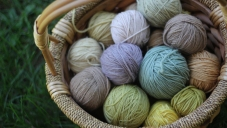 Buckaloo View Yarn